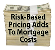 Loan-level pricing adjustments add to mortgage costs