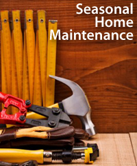 Seasonal Home Maintenance