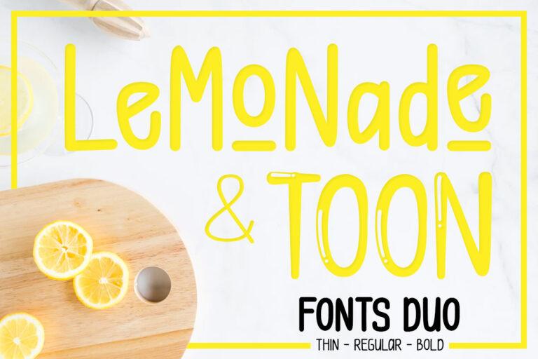 Preview image of Lemonade & Toon