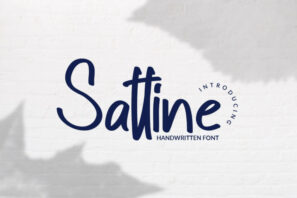 Sattine - Handwritten