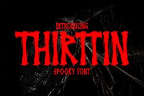 THIRTTIN