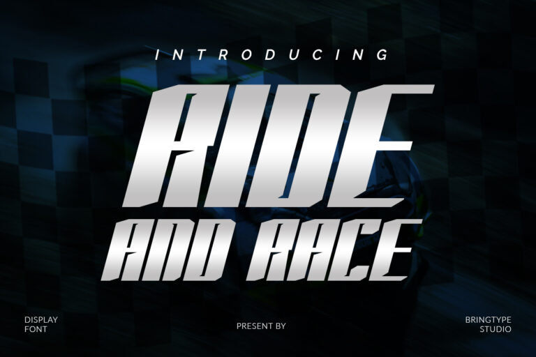 Preview image of RIDE AND RACE