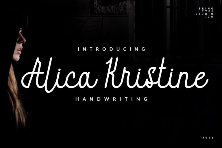 Preview image of Alica Kristine   Monoline