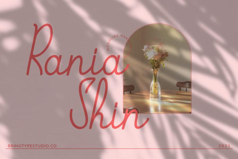 Preview image of Rania Shin