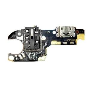 charging connector flex pcb board for realme c2 by maxbhi com 16178