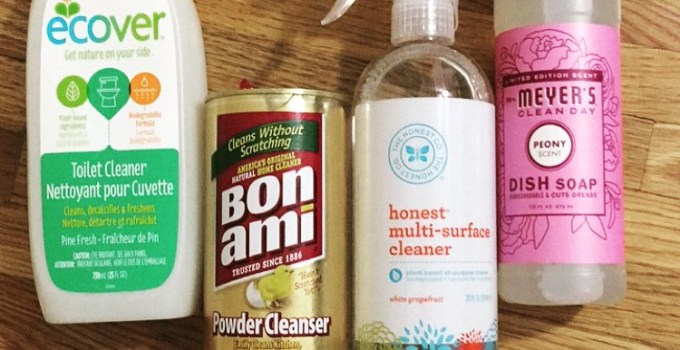 6 Nontoxic Cleaning Products under $6