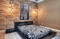 Faking an exposed brick wall  Brinjals Design