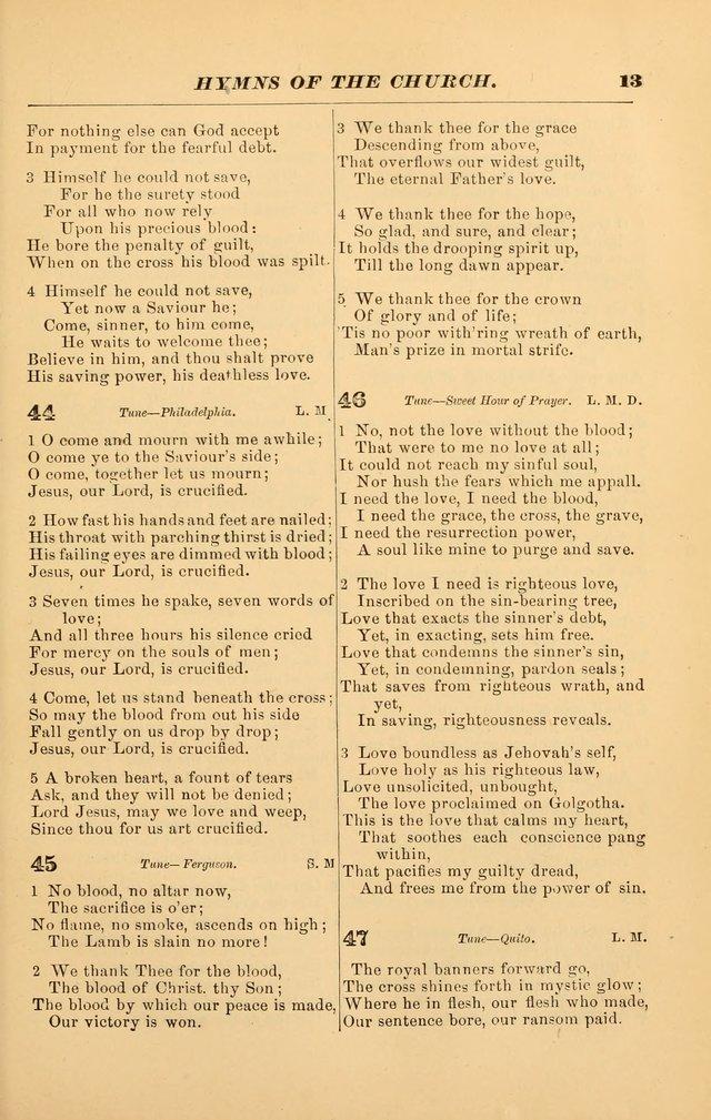 Horatius hymn-book