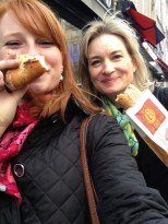 Eating Baguettes on the Streets of Paris!