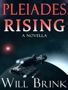 Will Brink Book Pleiades Rising Buy on Amazon.