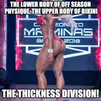 Meme of thickness division