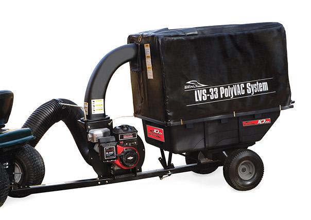 LVS 33BH poly vac lawn vacuum - PolyVAC™ Lawn Vacuum <span>|</span> LVS-33BH