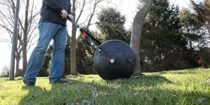 lawn roller new lawn 300x150 - 5 Hacks for a Creating a New Lawn
