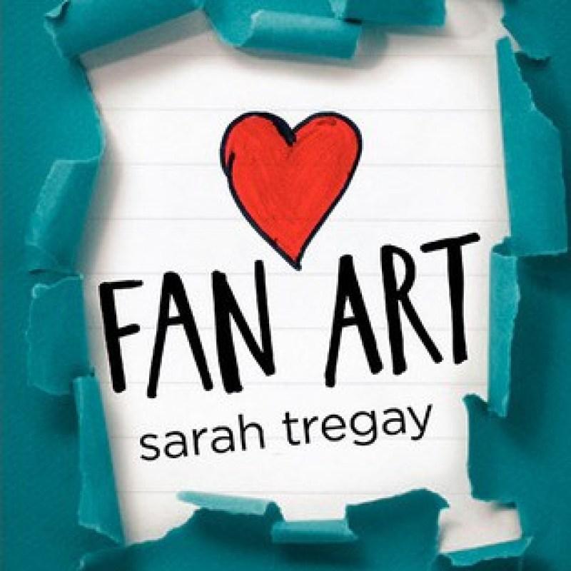 Review: Fan Art by Sarah Tregay