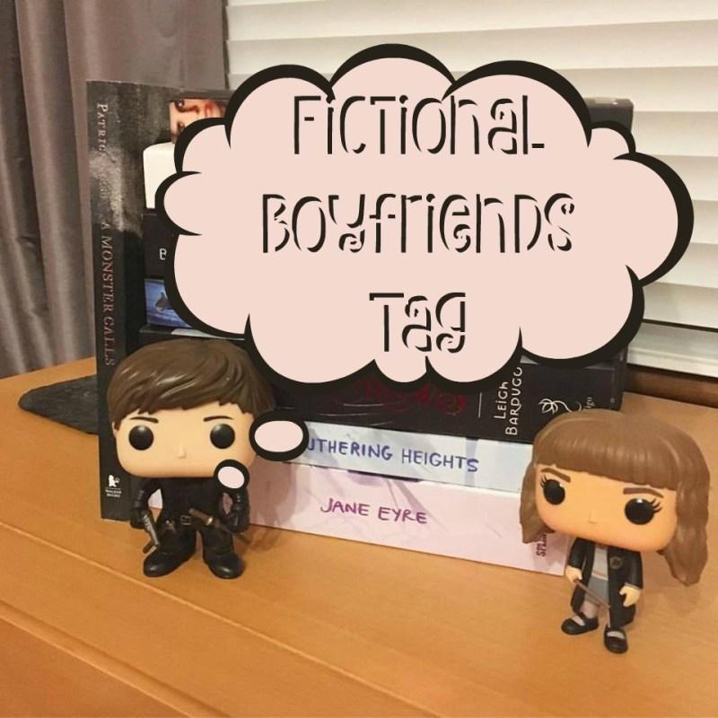 Fictional Boyfriends Tag
