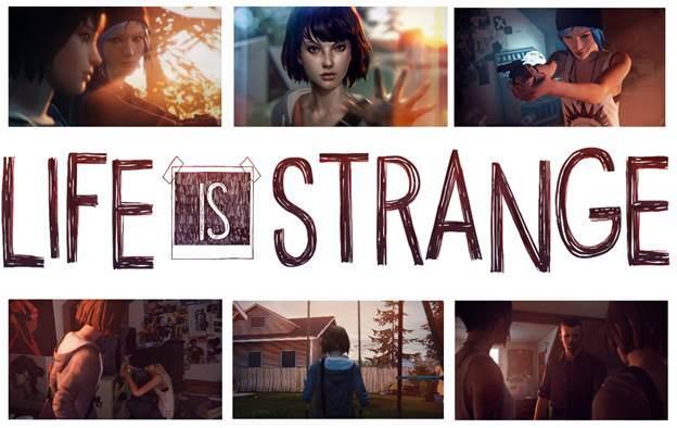 life is strnage