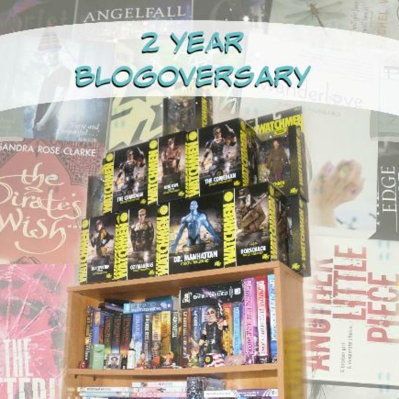 2 Year Blogoversary