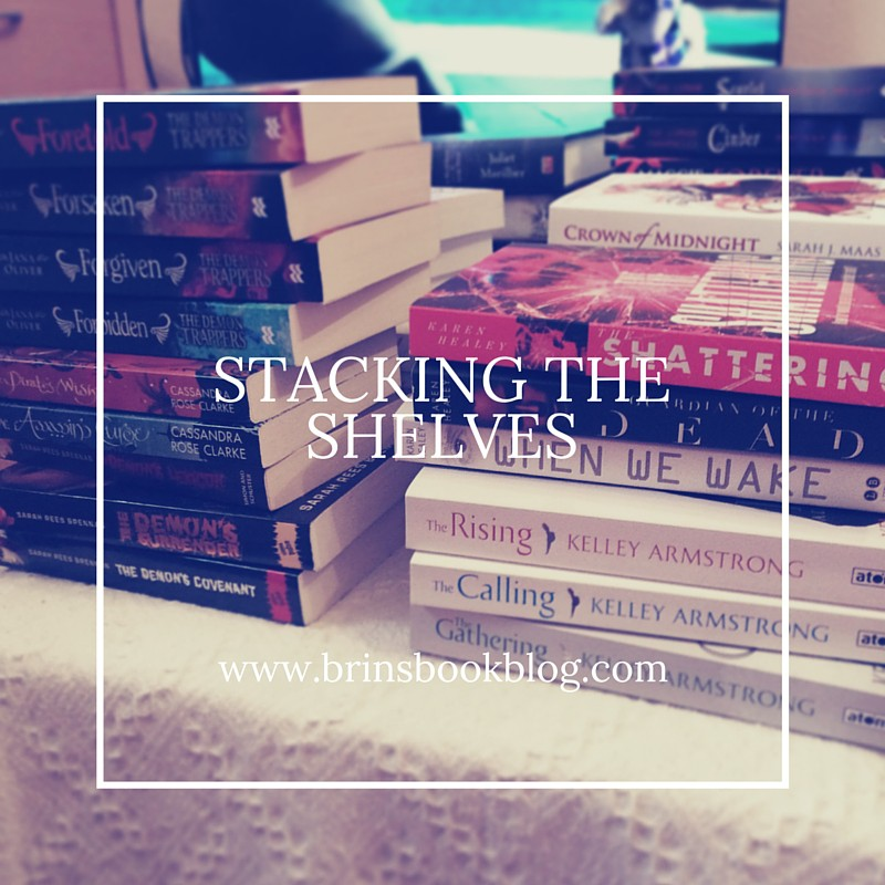 Stacking the Shelves #87