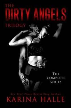 dirty angels trilogy cover art break