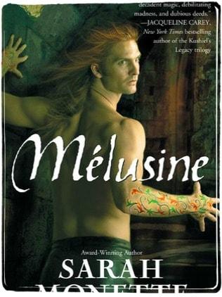 melusine cover fantasy gem