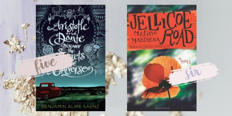 hype books ari and dante jellicoe road