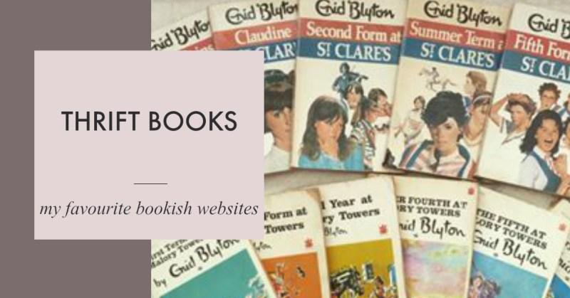 bookish websites