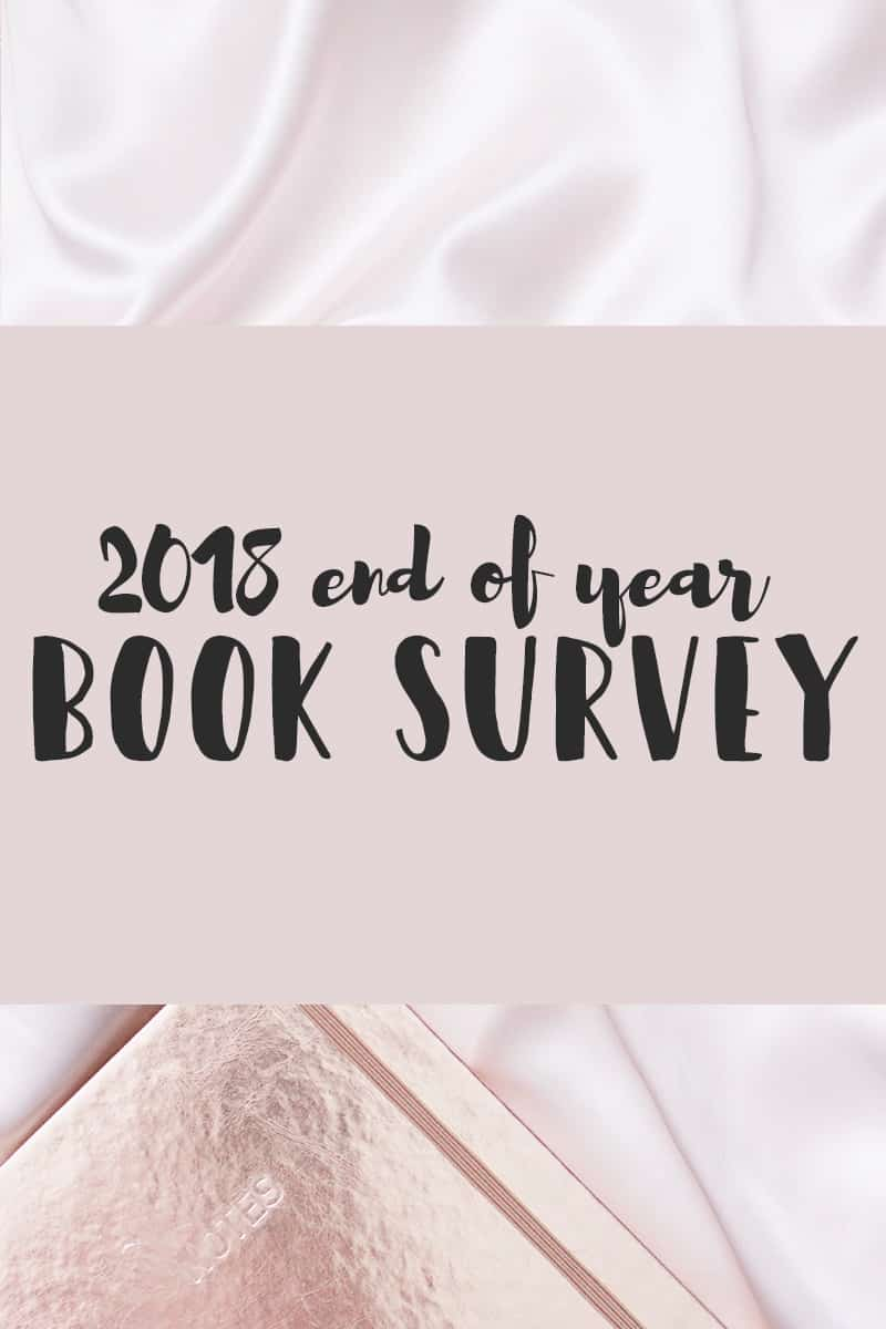 2018 end of year survey