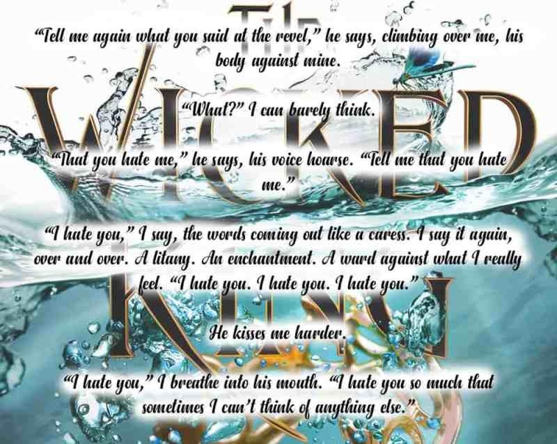 the wicked king quote