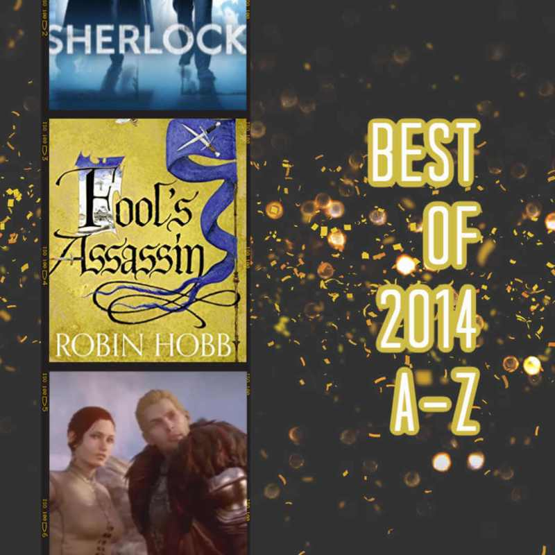 Best of 2014: A to Z