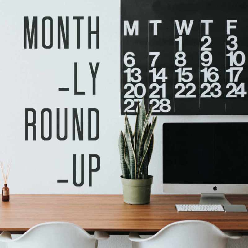 Monthly Round-Up – February 2014