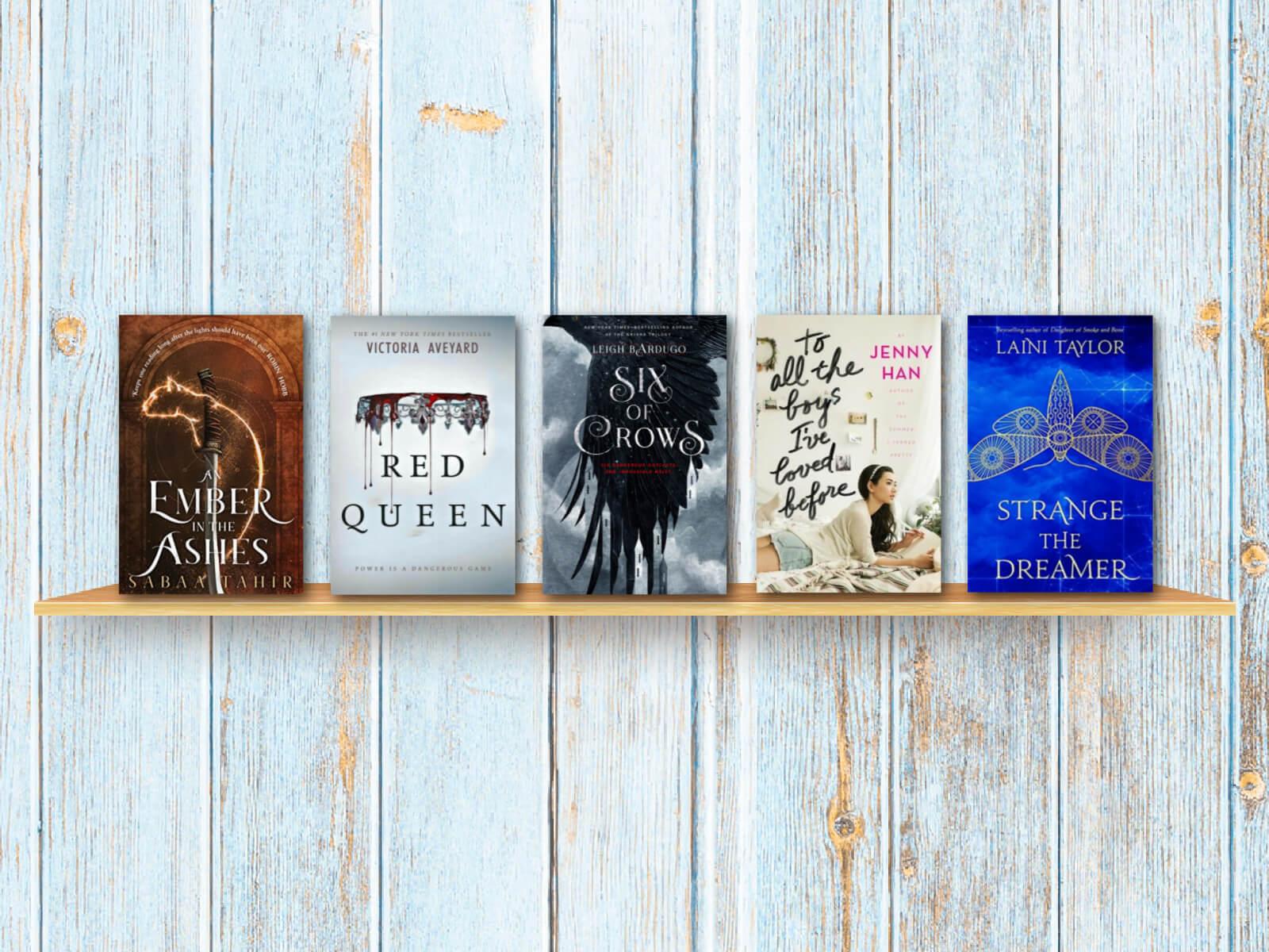 backlist books