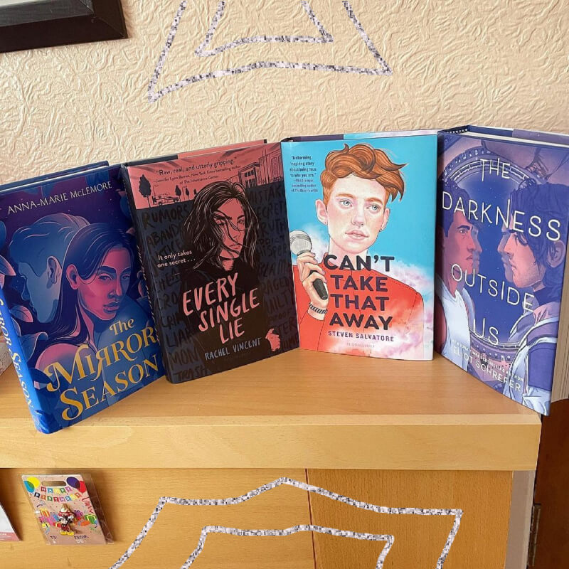 stacking the shelves book haul week 222