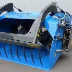 ROBERT BMV 23-33 Silageentnahme-, Misch- und Verteilerschaufel mit Vertikalschnecken