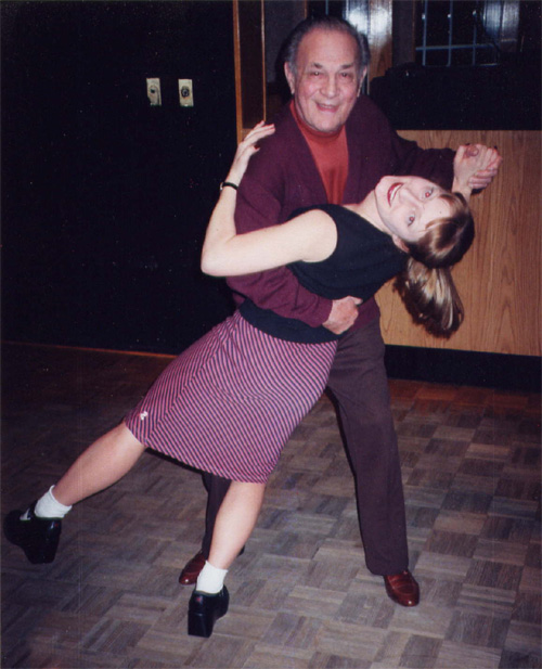 Maxie Dorf with Valerie Salstrom