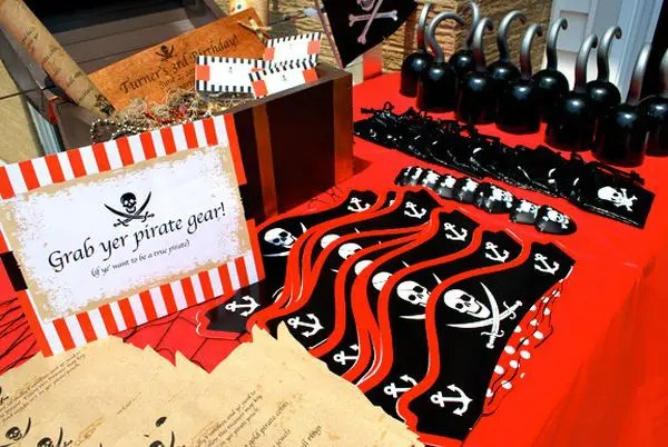 incredible pirate party ideas