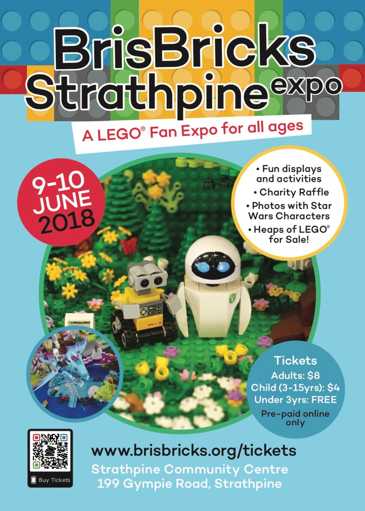 BrisBricks Strathpine 2018 Expo