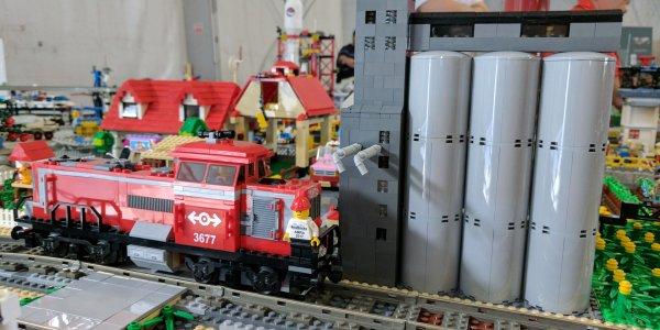 Brisbane Model Train Show 2017