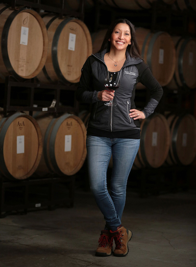 Gary Farrell Winemaker Theresa Heredia