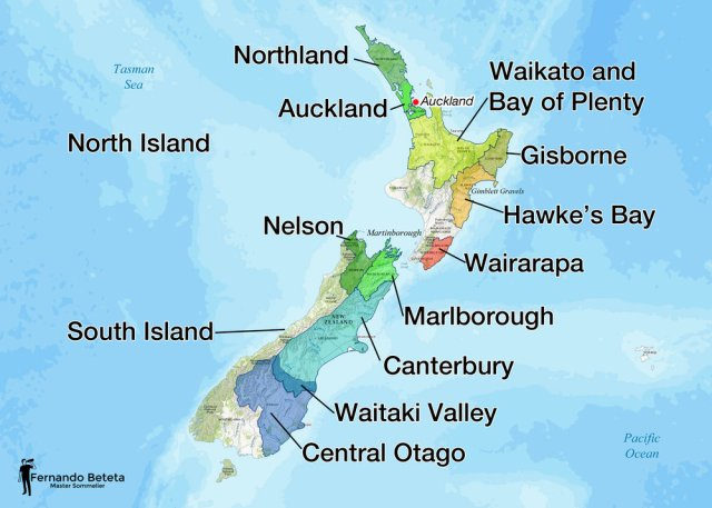 New Zealand Overview; Fernando Beteta