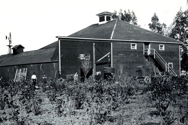 James Concannon started California's Concannon Vineyard in 1883 with Bordeaux's First Growth cuttings / Photo courtesy of Concannon Vineyard