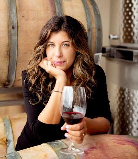 Stoller Family Estate vice president of winemaking Melissa Burr; Photo: Carolyn Wells Kramer