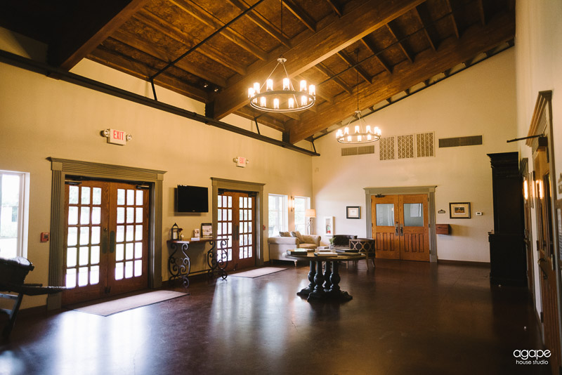 briscoe manor grand foyer