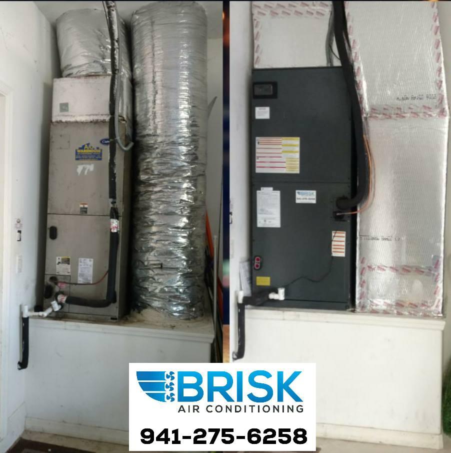 Brisk Air Conditioning Venice Florida AC Service
