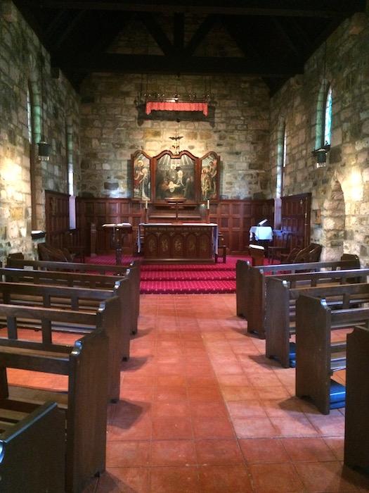 church Bishopsbourne