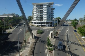 Walter Taylor Bridge at Indooroopilly Brismania