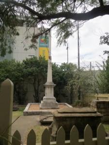 Paddington cemetery