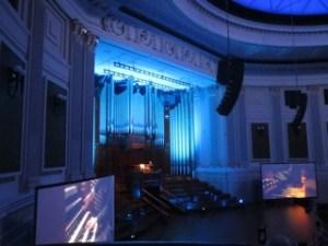 Brisbane Willis pipe organ Brismania