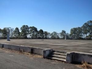 Eildon reservoir