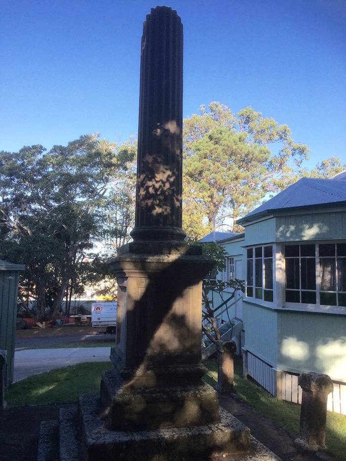 Atkin memorial Sandgate