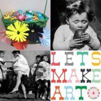 Easter Trail ©️Let's Make Art